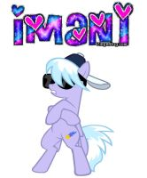Imani~Got My Swag On by Mlp-ImaniCherry