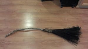 Broom - Hand Made by TheHouseofFX