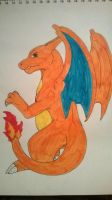Charizard by boxes-of-foxxes