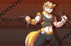 Break Free WALTT by Utakoloid