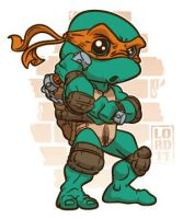 Lil Mikey by lordmesa