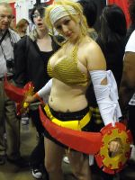 FanExpo Chainmail mayhem 14 by japookins