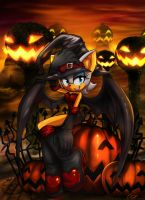 Pumkin Hill Halloween 2014 by IndI-Art