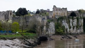 Chepstow castle by CharmingPhotography