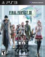 Alt + Final Fantasy XIII Cover by Tibricel