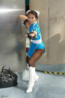 Chun-Li - Street Fighter by Garivel