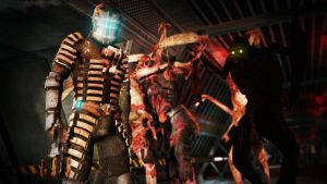Dead Space. Art. by AngryRabbitGmoD