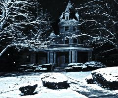 House of Winter by eviltenet