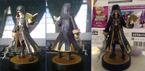 Hooded Robin custom amiibo by Gregarlink10