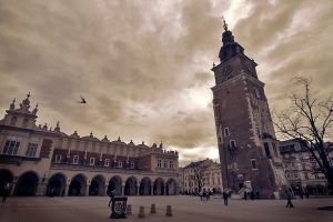 Krakow IV by Ehwas
