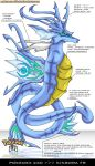 Pokedex 230 - Kingdra FR by Pokemon-FR