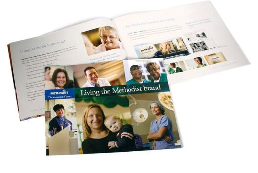 Methodist Hospital Booklet by fulcrum-lever