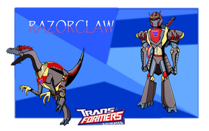 TFA- Razorclaw sheet by Cyberwing013