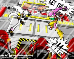 :CP:  Bring It On by Mery-the-Hedgehog