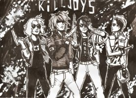 Killjoys by ShadowOfSorrows