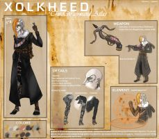 Xolkheed Reference by Fell--Larka