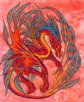 Brother to Phoenix by rachaelm5