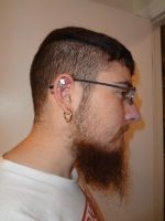 New piercing - Industrial by Loaded--Dice