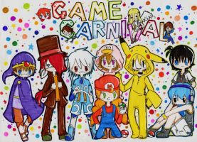 Contest-Game Carnival by Tokkori