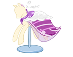 Gala Dress ADOPTABLE CLOSED by Sitrophe
