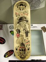 edwardian skateboard 2 by mishra1218