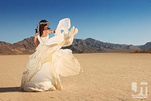 Death Valley Wedding by jaytablante