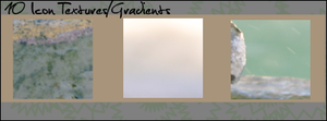 Icon Textures-Gradients by girlnpurple88