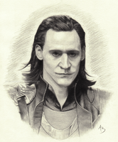 Loki - The God of Mischief by AngelynnB