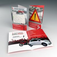Easydrivers Flyer by GregChatzis