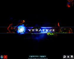 Oververse Desktop by g0zt