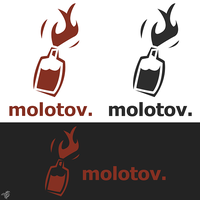 Molotov. by vulturedesign