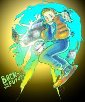 Back to the Future by Gorseheart
