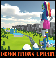 The Demolitions Update by HGrobo