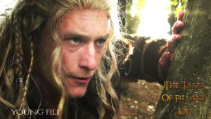 'Young Fili'-'the Tales Of Fili And Kili by TalesOfFiliAndKili