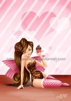 Cupcake Fairy by Queen-Uriel