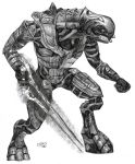 Arbiter from Halo 2 by Kamino185