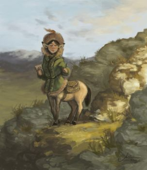 Chimeg by Camelid