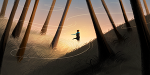 A simple matter of time by Tiuni