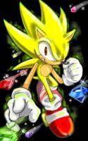 Super Sonic by manaita