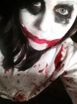 Totally Creative Jeff the Killer Cosplay by egperkins