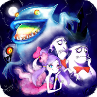Boo by Drawloverlala