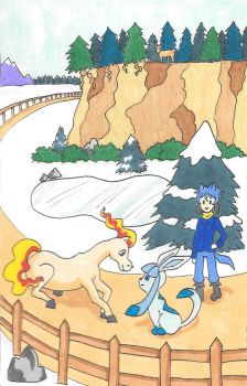 Adventures of Chase and Maximus - 6 by Captain-Coffee