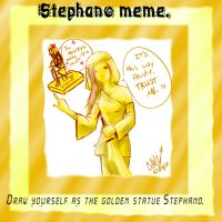 I AM STEPHANO!!! :D by Cilibi
