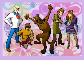 Scooby-DOO, yo. Where My Dawgs At? by Jerome-K-Moore
