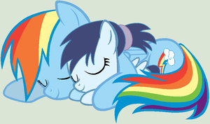 Naps with Mama by mrscookie11