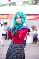 I want to know you better - Michiru by MonicaWos