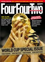 FourFourTwo Egy JuneJuly Cover by douf