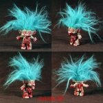Duffy The Zombie Troll ooak by Undead-Art
