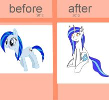 Before After by thelastlonewolf