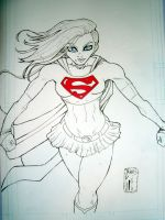 Supergirl by Reptile03
